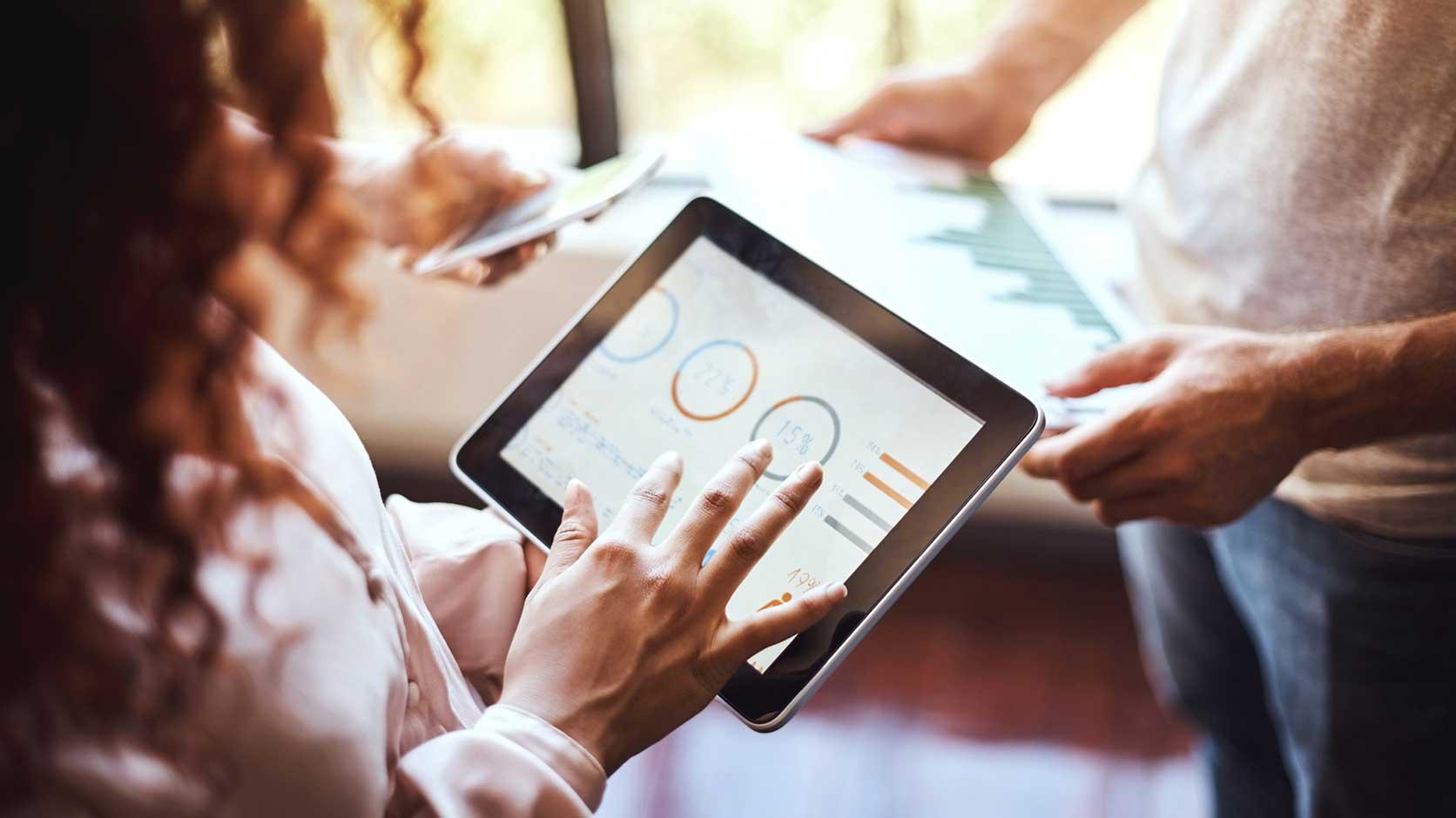 blog content analysis - key metrics
