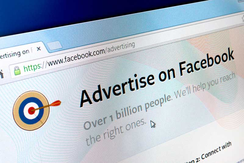 boost your content reach on Facebook through advertising