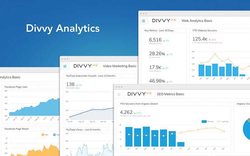 DivvyHQ Analytics