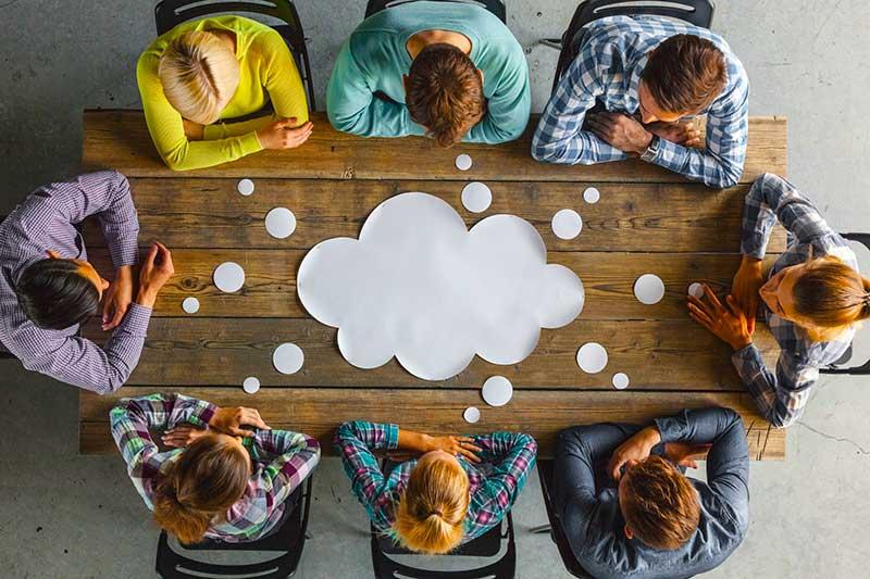 content operations platform - collaboration