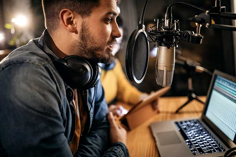 podcasting - a great content channel for manufacturers