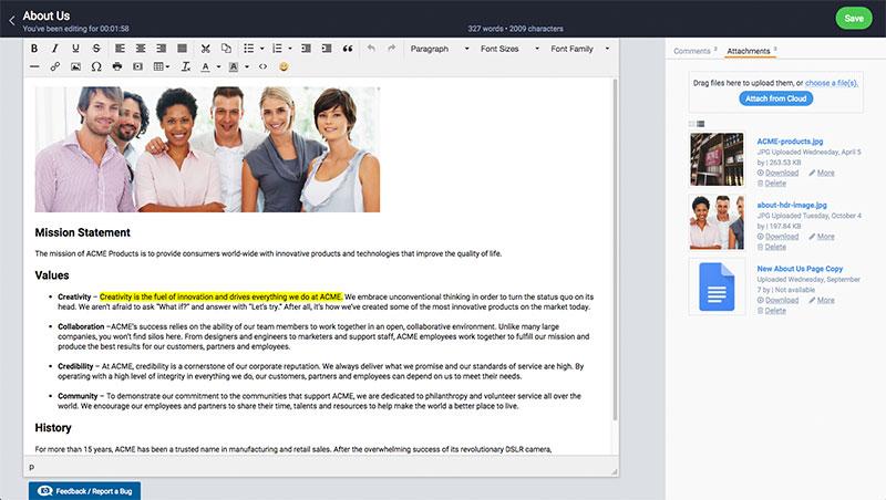 divvyhq vs monday.com - html content editor