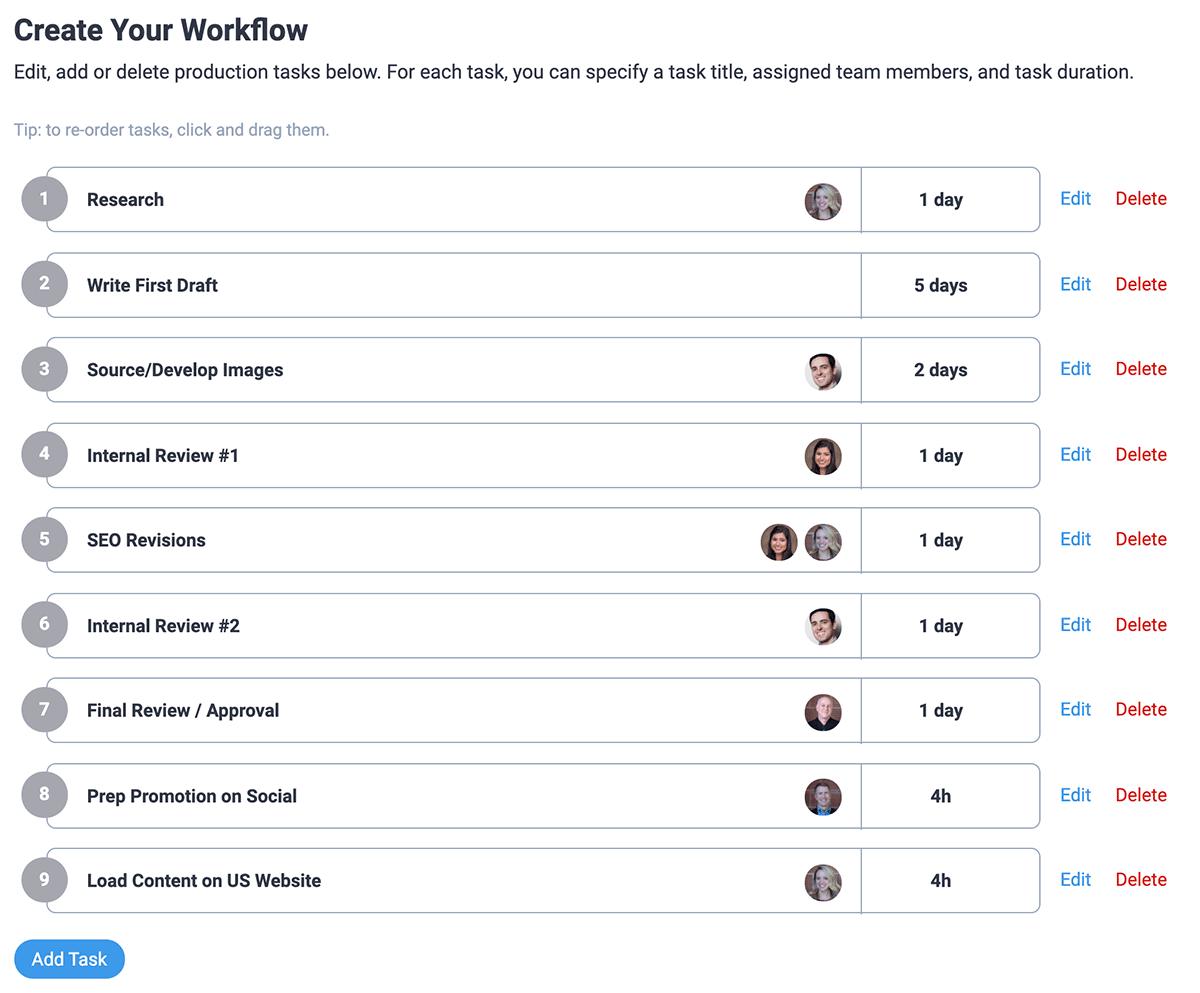 DivvyHQ workflow builder screenshot