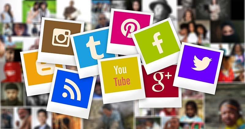 content engagement - social media channels